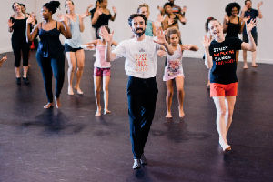 Dance with Mark Morris Dance Group